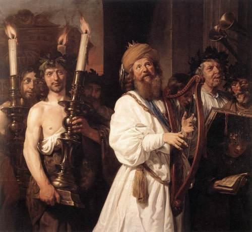 Jan de Bray (ca. 1627, Haarlem - 1697, Haarlem), 1670, Olio su tela, 142 x 154 cm, Collezione privata